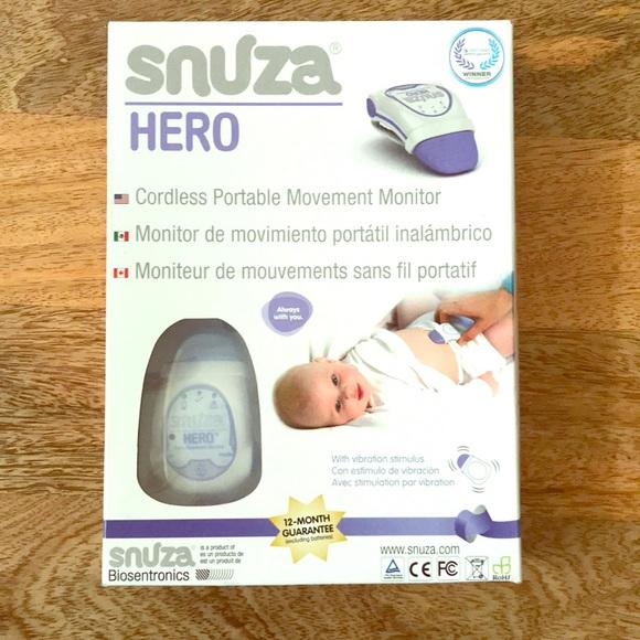 Other New Snuza Hero Baby Movement Monitor Poshmark